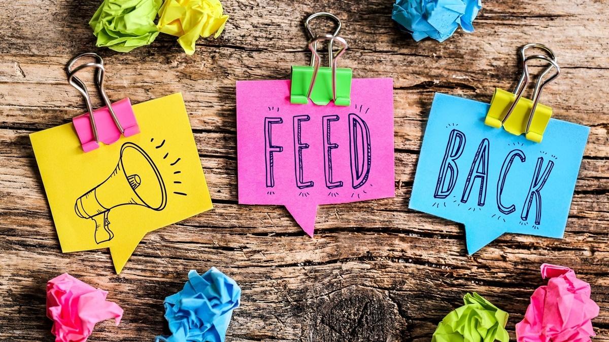 A ausência do feedback pode acabar com o seu negócio