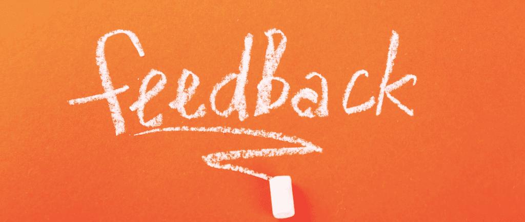 Feedback: O que é?