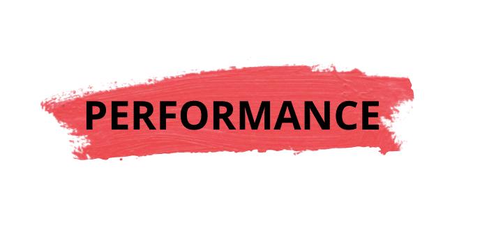 Jornada da experiência: performance