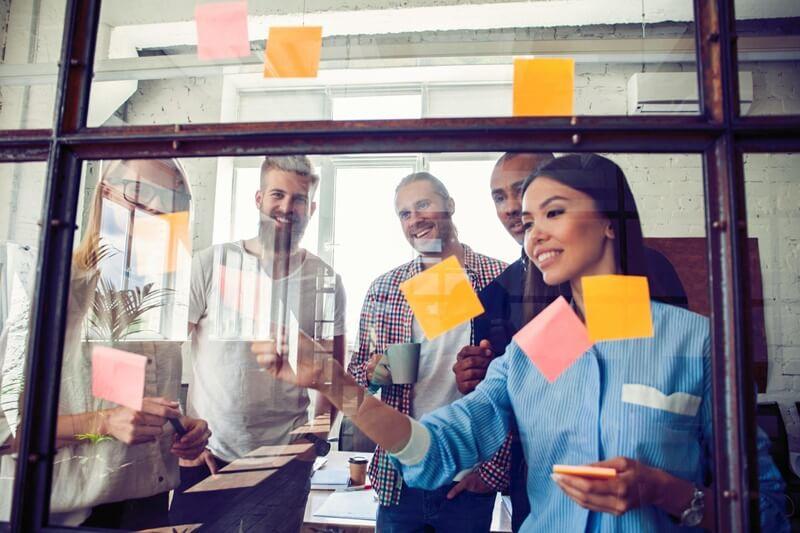 O conceito de design thinking aplicado no setor de RH