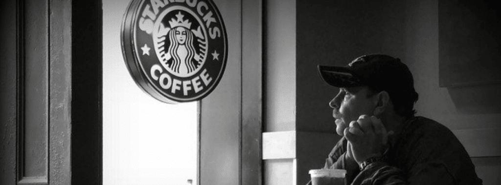 Reconhecimento da marca Starbucks